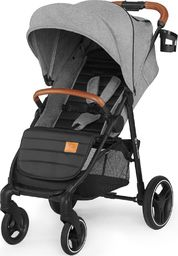 Wózek KinderKraft Spacerowy Grande Lx Grey