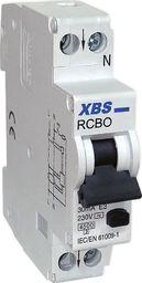 XBS XBS Wyłącznik różnicowonadprądowy 1P+N 16A
