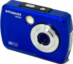 Aparat cyfrowy Polaroid Aparat Polaroid Is048 Wodoszczelny 3m 16mp Video Hd - Niebieski