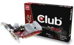 Karta graficzna Club 3D Radeon X300 X300 128MB HM DVI