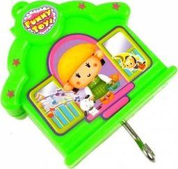LEANToys Karuzela dla Maluszka Baby Toys z Piłką