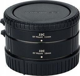Konwerter JJC Pierścienie Pośrednie Makro Af Do Canon Eos Rf R Rp