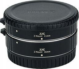 Konwerter JJC Pierścienie Pośrednie Makro Af Do Nikon Z Z6 Z7 Z50