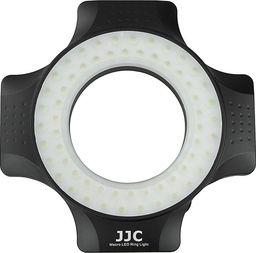 Lampa pierścieniowa JJC Lampa Pierścieniowa Makro Led 60 Z Płynną Regulacją