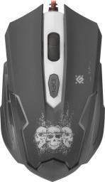 Mysz Defender Skull GM-180L
