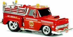 LEANToys Straż Pożarna Wóz Zdalnie Sterowany R/C Pilot 2.4G