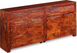 vidaXL Szafka z drewna sheesham, 160 x 35 x 75 cm