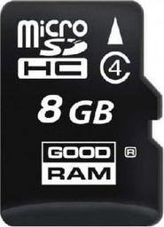 Karta Nexus MicroSDHC 8 GB Class 10  (008)