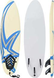 vidaXL Deska surfingowa Star, 170 cm