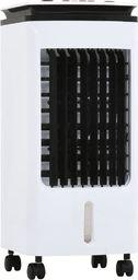 vidaXL 3-w-1 przenośny klimatyzer, oczyszczacz, nawilżacz, 80 W