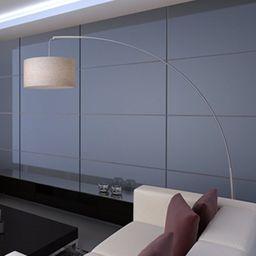 Lampa podłogowa vidaXL Regulowana lampa 192 cm kremowa
