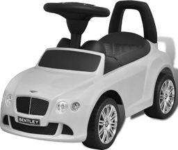 vidaXL Bentley - samochód zabawka dla dzieci napędzany nogami biały