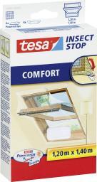 Tesa moskitiera na okno dachowe 1,20x1,40m biała (55881-00020-00)