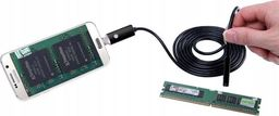Nexus KAMERA INSPEKCYJNA USB 15M ENDOSKOP ANDROID LED V2