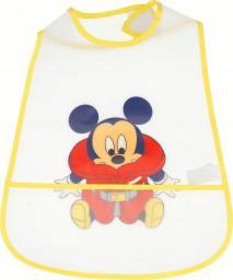 Śliniak Mickey Mouse z kieszonką 2 szt.