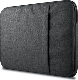 Etui Tech-Protect TECH-PROTECT SLEEVE LAPTOP 15-16 DARK GREY
