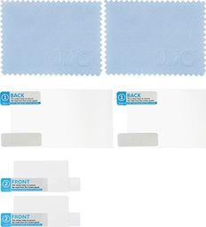 JJC 2x Osłona na Ekran LCD + Ekran Funkcyjny do CANON 6D MARK II
