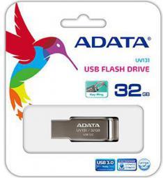 Pendrive ADATA UV131 32GB (AUV131-32G-RGY)