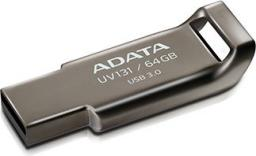 Pendrive ADATA UV131 64GB (AUV131-64G-RGY)
