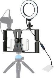 PULUZ Platforma Vlog z lampą LED Puluz do Smartfonów