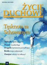 Życie Duchowe 102/2020 (Wiosna) Tęsknota ...