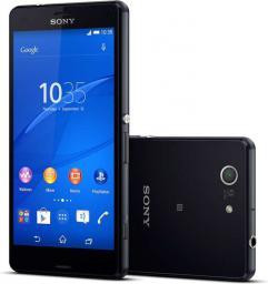 Smartfon Sony Xperia Z3 Compact 16 GB Czarny  (Xperia Z3 Compact Black)