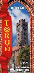 Mapa kieszonkowa - Toruń