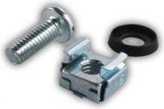 Intellinet Network Solutions zestaw montażowy śruba koszyczek podkładka 4szt szary   (601948)