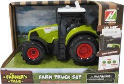 Askato Traktor z dzwiękiem i światłem