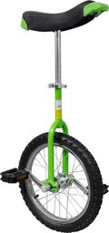 vidaXL Unicykl 16' zielony