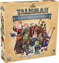 Galakta Talisman - Legendarne opowieści