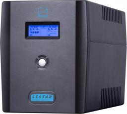 UPS Lestar UPS SIN-2050x SINUS LCD 6xIEC USB RS232 RJ11 BL   (1966007674)