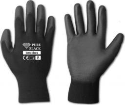 Bradas rękawice robocze Pure Black rozmiar 11 (RWPBC11)