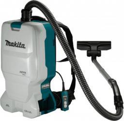 Makita odkurzacz plecakowy 6l 2x18V Li-Ion bez akumulatorów i ładowarki (DVC660Z)