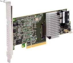 Kontroler Intel RS3DC040 12Gbit SAS PCIe x8 3.0 4 internal ports, MD2 Low (RS3DC040)