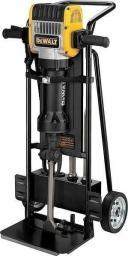 Dewalt młot wyburzeniowy uchwyt Hex 28mm 2100W 62J 31kg + wózek D259811, D25981K (D25981K-QS)