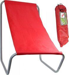 Royokamp  leżak ogrodowo-plażowy składany z torbą (286858)