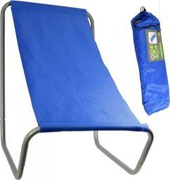 Royokamp  leżak ogrodowo-plażowy składany z torbą (286857)