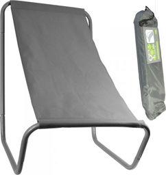 Royokamp  leżak ogrodowo-plażowy składany z torbą (286856)