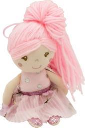Axiom Lalka Julcia różowa 20cm