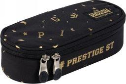 Piórnik St. Majewski Piórnik saszetka usztywniana z wewnętrzną klapką ST.RIGHT PC-01 Prestige CACA