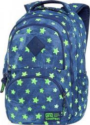 Patio Plecak szkolny Dart - Denim Stars niebieski