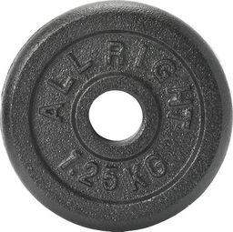 Allright Obciążenie 1.25 kg czarne