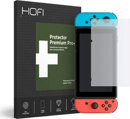 Nintendo Hofi Glass SZKŁO HARTOWANE HOFI GLASS PRO+ NINTENDO SWITCH