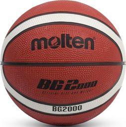 Molten Piłka do koszykówki Molten B3G2000 BG2000 rozmiar 3 uniwersalny