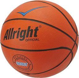 Allright Piłka koszykowa Allright Scout rozmiar 3 uniwersalny