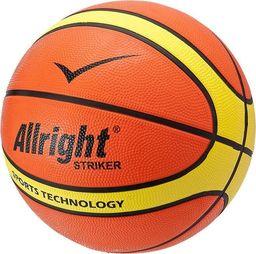 Allright Piłka koszykowa Allright Striker 7 uniwersalny