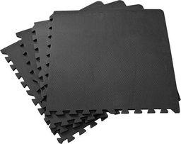 Allright Mata puzzle Allright 1,2 cm czarna 60x60x1,2cm uniwersalny