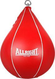 Allright Gruszka bokserska podwieszana Allright czerwona uniwersalny