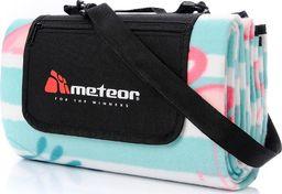 Meteor Koc piknikowy Meteor 120x135 cm flamingi uniwersalny